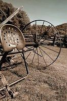 kme -antique plow-smokiessepia